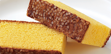 Coarse sugar, the hidden key to great-tasting castella